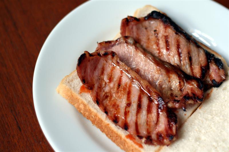 Bacon Sarnie