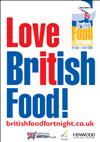 British Food Fortnight Challenge