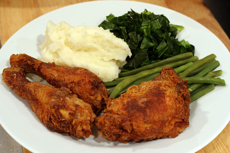 ... herb and spice southern fried chicken garlic southern fried chicken