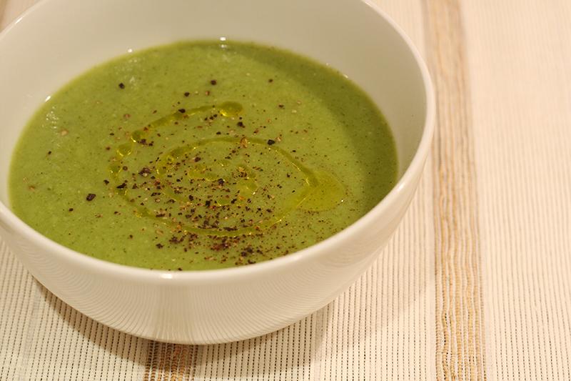 Quick Broccoli Soup