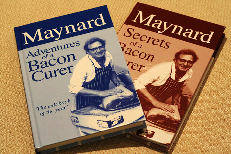 Maynard Bacon Curer