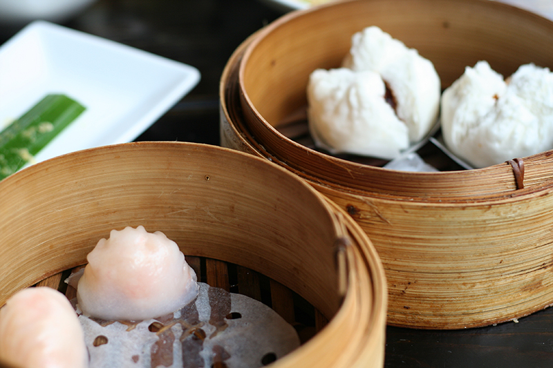Har Gau and Char Siu Bao