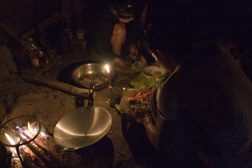 Candlelight Dinner Prep