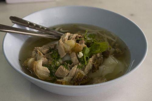Pork Hock Noodle Soup