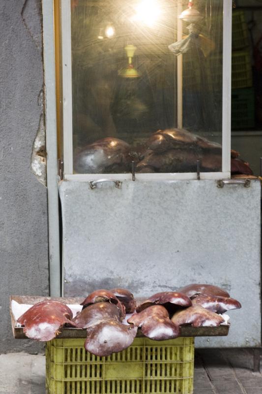 Horrid Looking Beef Liver
