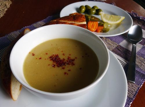 Mercimek Corbasi - Turkish Lentil Soup