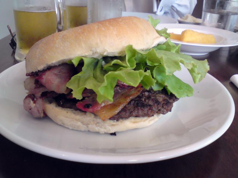 Bacon X Burger
